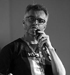 Foto do Mestre Luiz Marcelo Brandão Carneiro