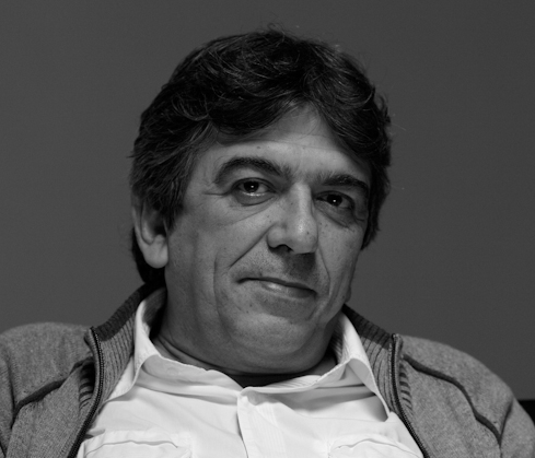 Foto do Mestre Adhemar Oliveira