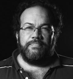 Foto do Mestre Sérgio Alpendre