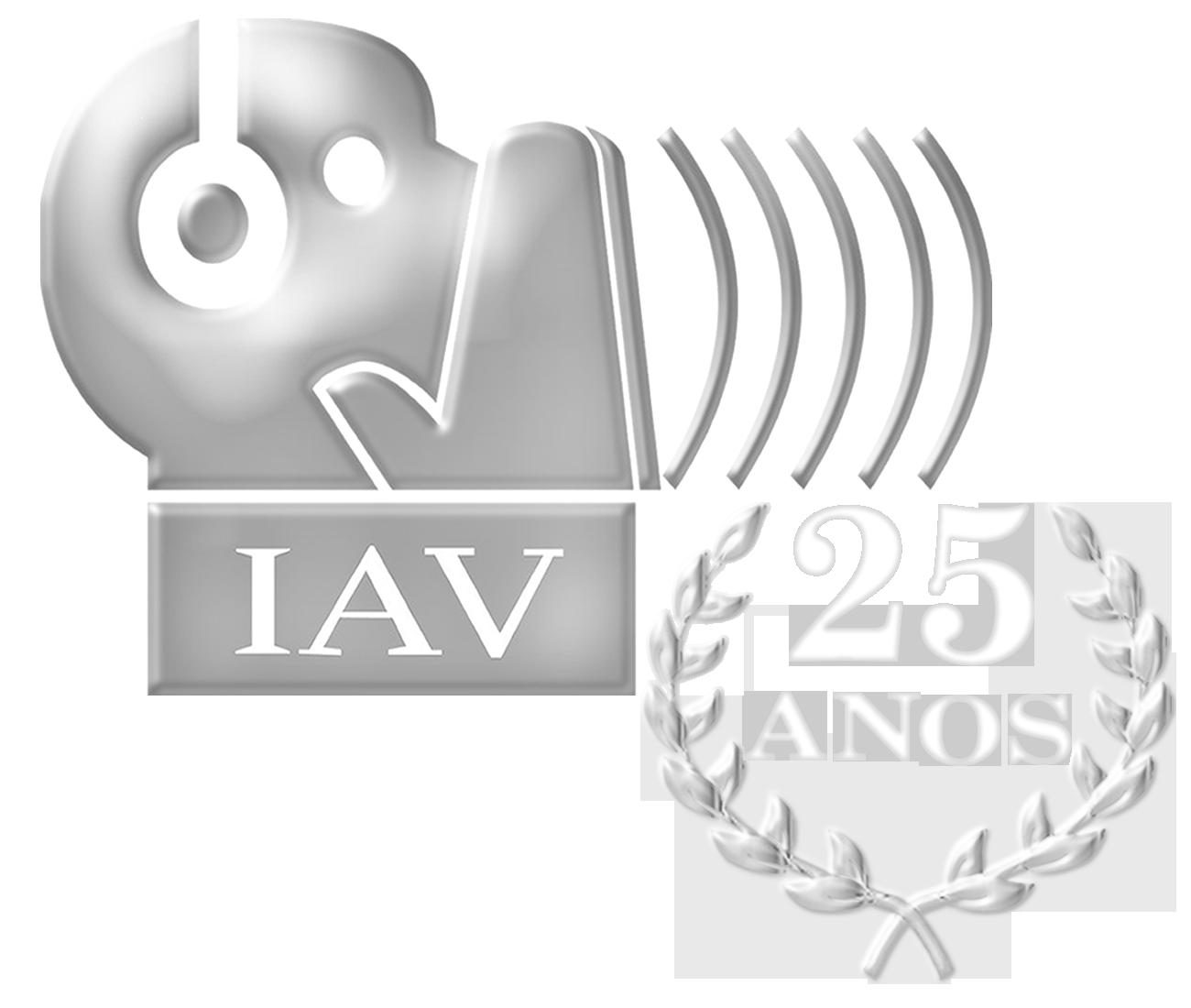 Logo IAV - Instituto de Cinema