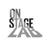 Logo On Stage Lab - Instituto de Cinema